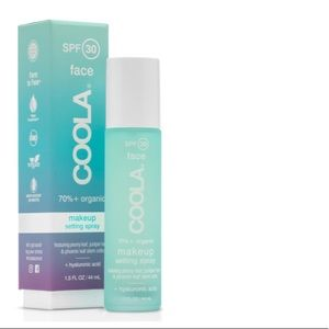 coola Makeup - New in Box Coola Makeup Setting Spray